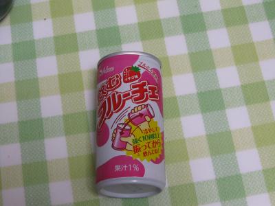 飲むフルーチェ イチゴ味